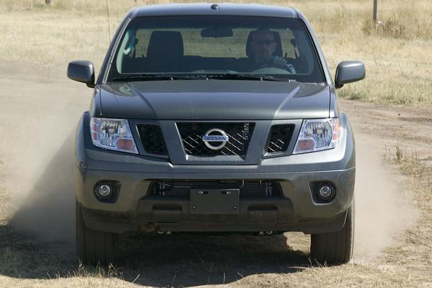 2011 Nissan Frontier: Used Car Review featured image large thumb0
