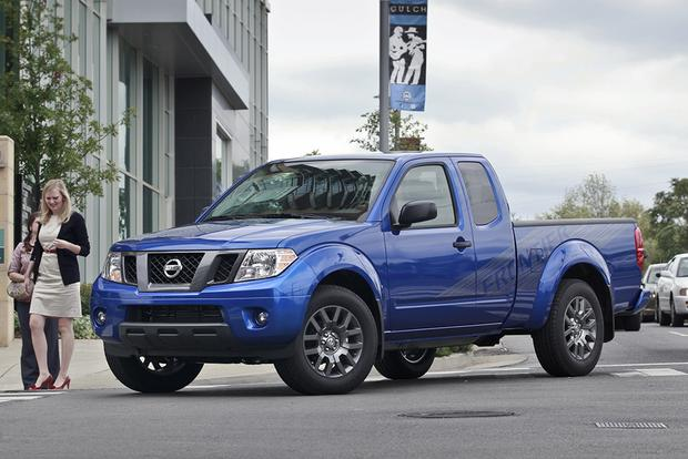 2012 Nissan Frontier: Used Car Review