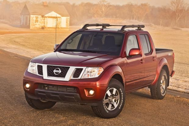 2013 Nissan Frontier: New Car Review featured image large thumb0