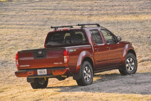 2013 Nissan Frontier: New Car Review featured image large thumb2