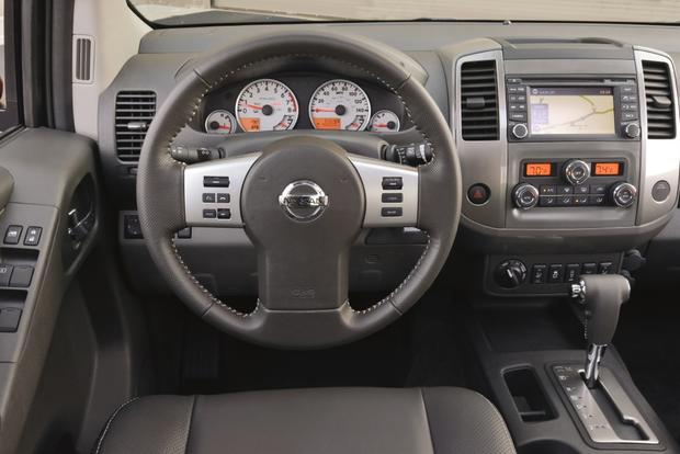 2013 Nissan Frontier: New Car Review featured image large thumb8