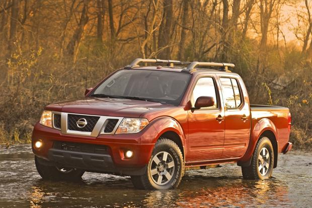 2014 Nissan Frontier: New Car Review featured image large thumb0