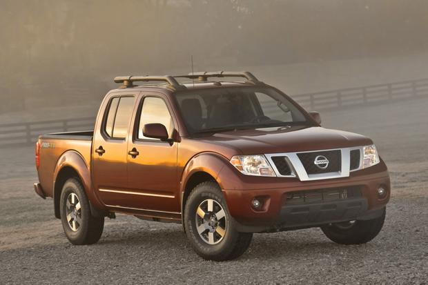 2013 Nissan Frontier: New Car Review featured image large thumb4
