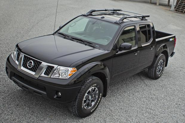2016 Nissan Frontier New Car Review Featured Image Large Thumb2