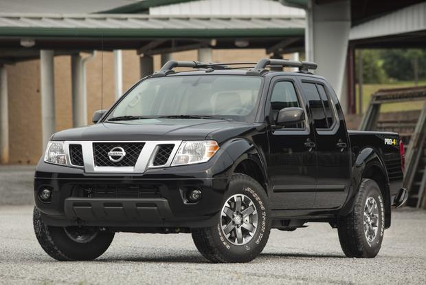 2015 Nissan Frontier: Used Car Review featured image large thumb2