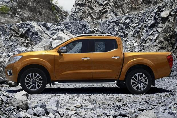 All-New Nissan Frontier Likely Revealed Online featured image large thumb1
