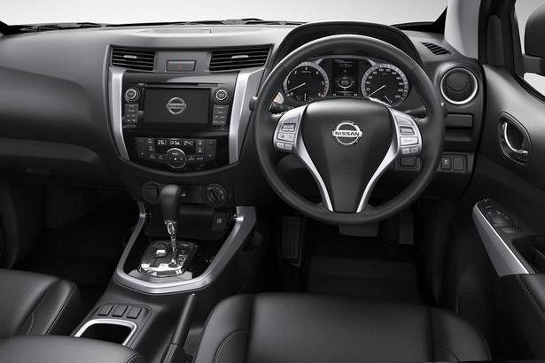 All-New Nissan Frontier Likely Revealed Online featured image large thumb3