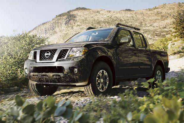 2016 Nissan Frontier: New Car Review featured image large thumb0