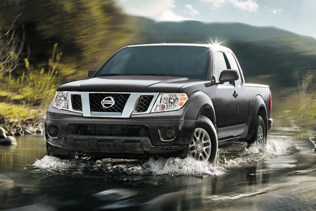 2017 Nissan Frontier: New Car Review featured image large thumb1