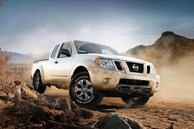 2017 Nissan Frontier: New Car Review featured image large thumb2
