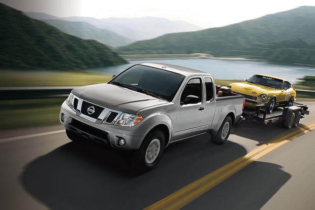2017 Nissan Frontier: New Car Review featured image large thumb4