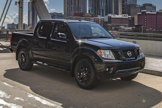 2018 Nissan Frontier New Car Review Autotrader