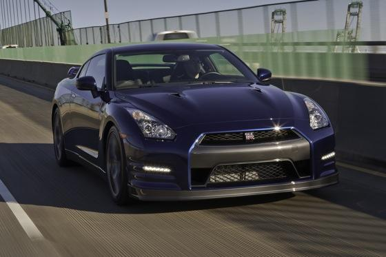 2012 Nissan GT-R: New Car Review featured image large thumb0