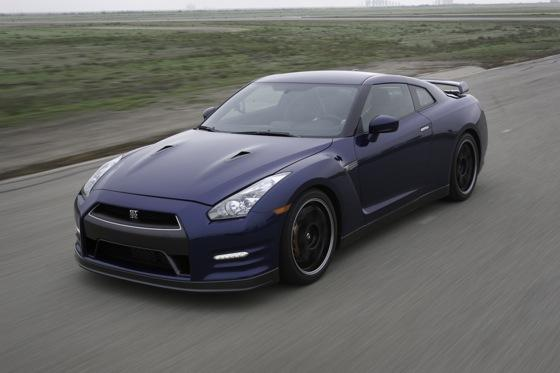 2012 Nissan GT-R: New Car Review featured image large thumb2