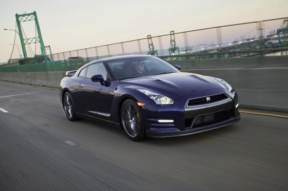 2012 Nissan GT-R: New Car Review featured image large thumb3