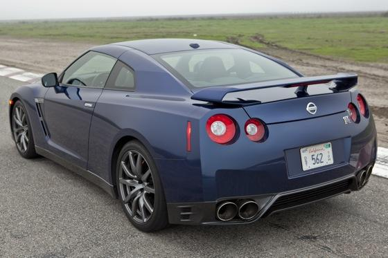 2012 Nissan GT-R: New Car Review featured image large thumb7