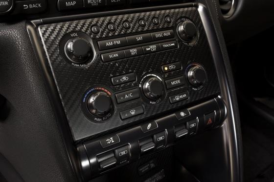 2012 Nissan GT-R: New Car Review featured image large thumb16