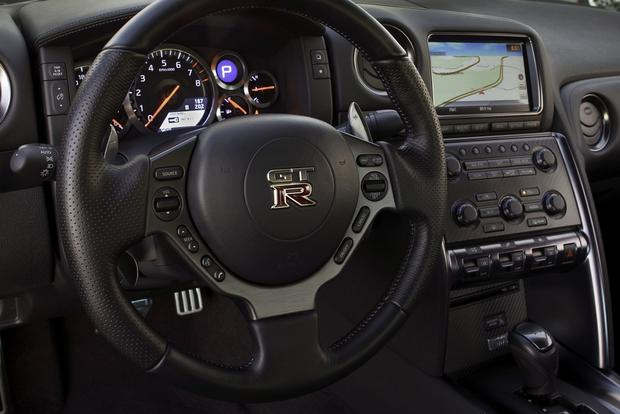 2013 Nissan GT-R: OEM Image Gallery featured image large thumb8
