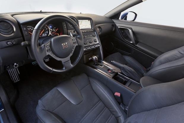 2013 Nissan GT-R: OEM Image Gallery featured image large thumb9