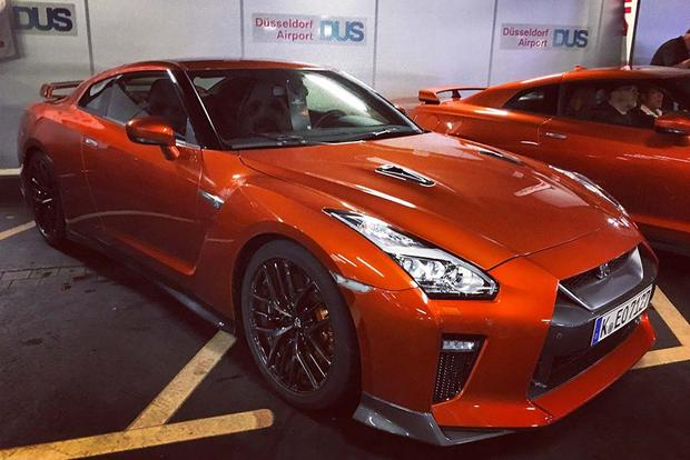 2017 Nissan GT-R: First Drive Review featured image large thumb2