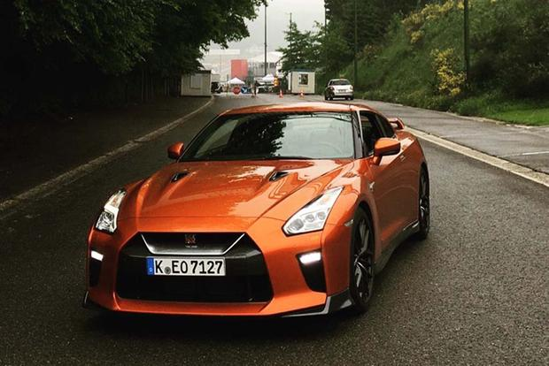 2017 Nissan GT-R: First Drive Review featured image large thumb3