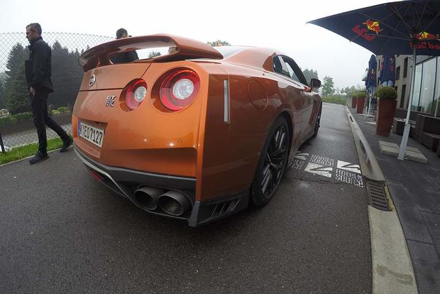 2017 Nissan GT-R: First Drive Review featured image large thumb4