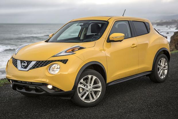 2015 Nissan JUKE: New Car Review - Autotrader