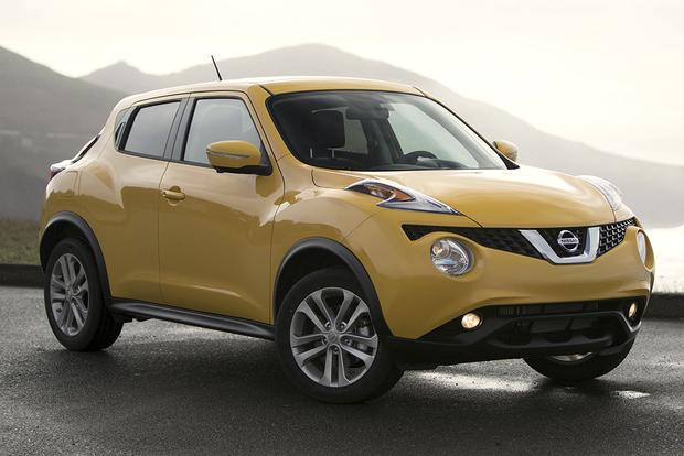 2017 nissan juke new car review autotrader. Black Bedroom Furniture Sets. Home Design Ideas