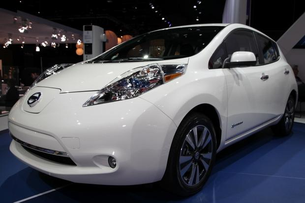 2014 Nissan Versa Note, Leaf, and Clues to a New Murano: Detroit Auto Show featured image large thumb27