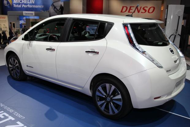 2014 Nissan Versa Note, Leaf, and Clues to a New Murano: Detroit Auto Show featured image large thumb29