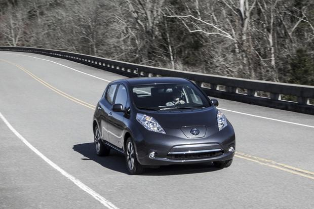 2013 Nissan Leaf: New Car Review