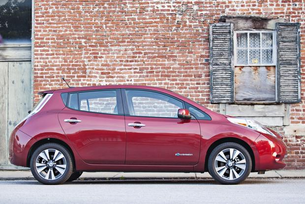 2014 Nissan Leaf: New Car Review