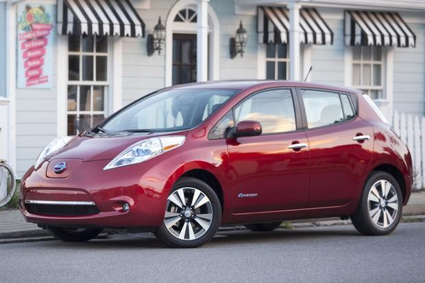 2015 Nissan Leaf: New Car Review