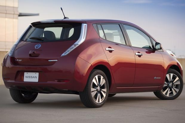 2015 Nissan Leaf: New Car Review - Autotrader