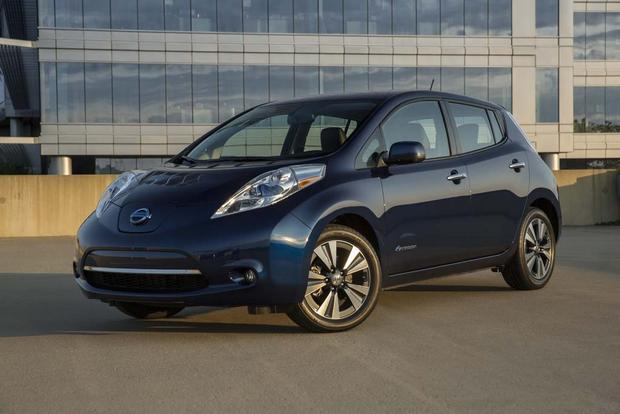 2016 Nissan Leaf: New Car Review