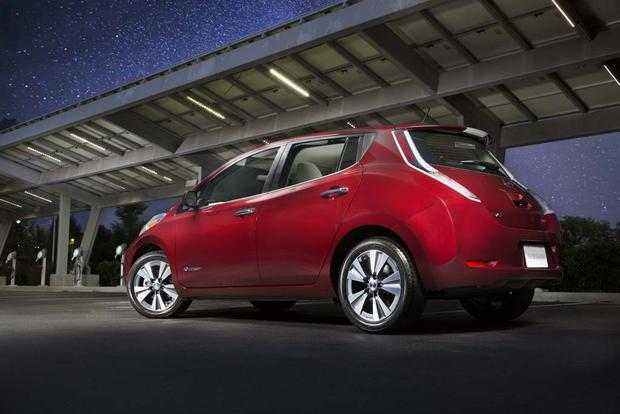 2017 Nissan Leaf: New Car Review