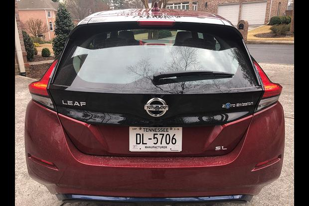 2018 Nissan Leaf Ownership: New vs. Old featured image large thumb5