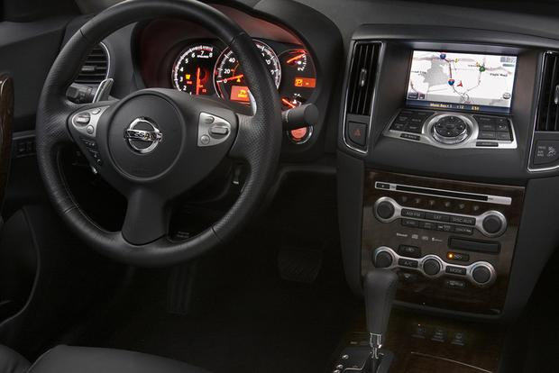 2009 Nissan Maxima: Used Car Review featured image large thumb2