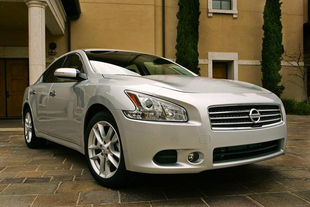 2011 Nissan Maxima: Used Car Review featured image large thumb1
