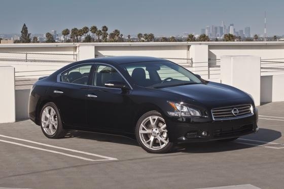 2012 Nissan Maxima: New Car Review featured image large thumb0