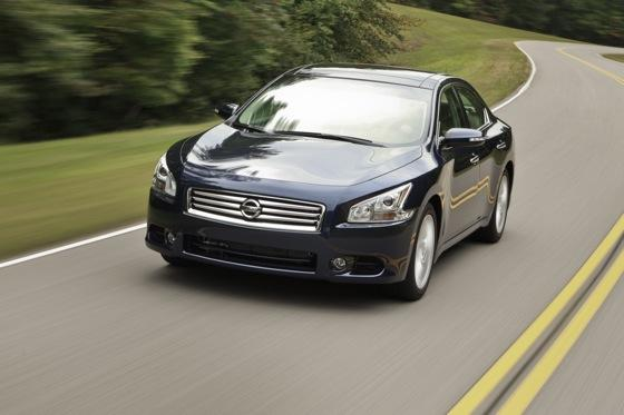 2012 Nissan Maxima: New Car Review featured image large thumb5
