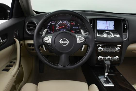 2012 Nissan Maxima: New Car Review featured image large thumb18