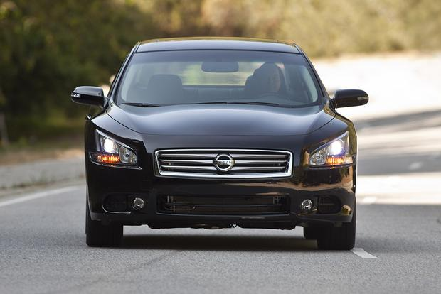 2012 Nissan Maxima: Used Car Review Featured Image Large Thumb2