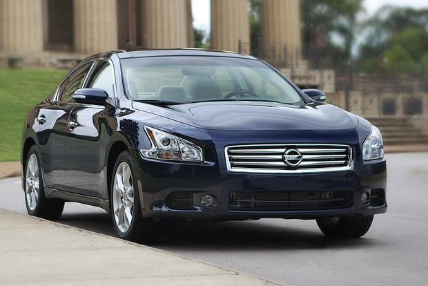 2012 Nissan Maxima: Used Car Review featured image large thumb1