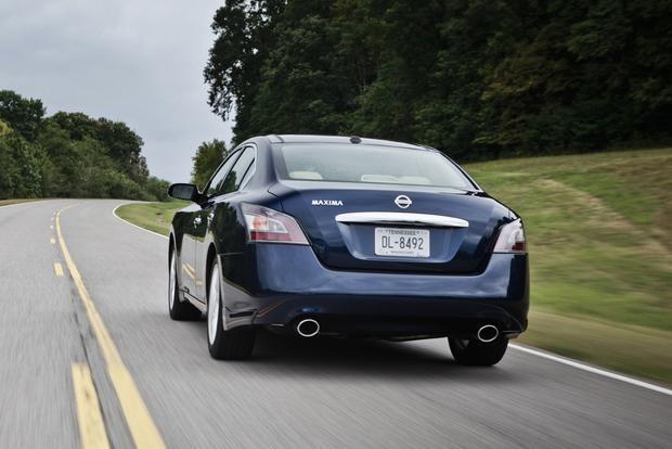 2014 Nissan Maxima: New Car Review - Autotrader