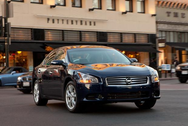 2014 Nissan Maxima Used Car Review Autotrader