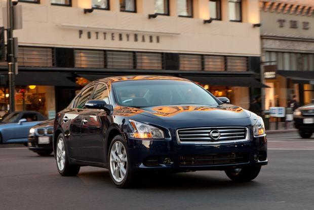 2014 Nissan Maxima New Car Review Autotrader