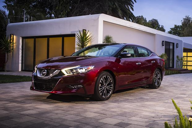 2016 Nissan Maxima: New Car Review