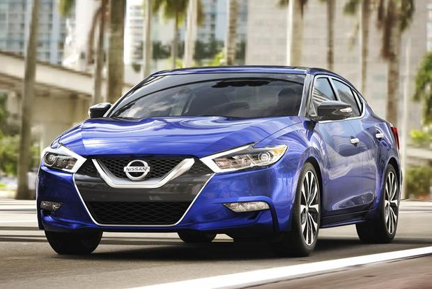 2017 Nissan Maxima: New Car Review featured image large thumb0