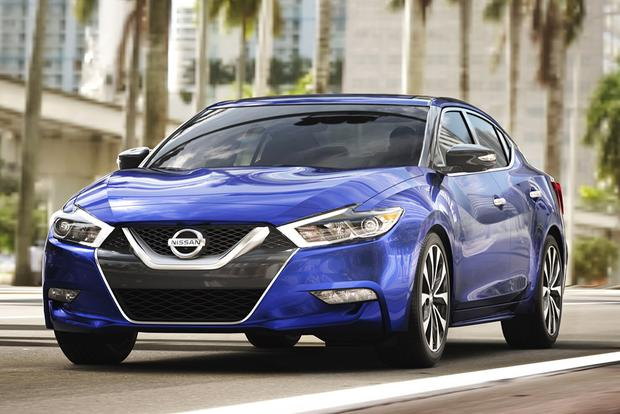 2018 Nissan Maxima New Car Review Featured Image Large Thumb0